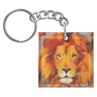 The Mane Event Key Ring