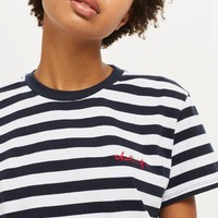 PETITE 'What If' Stripe T-Shirt - Petite - Clothing