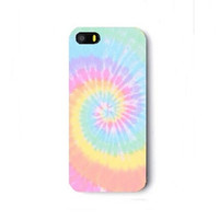 Tie-dye Spiral Iphone 6 S Cases
