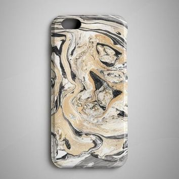Sand Marble iPhone Case
