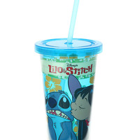 Disney Lilo & Stitch Acrylic Travel Cup