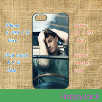 channing tatum - iPhone 4 case , iphone 5 case , ipod touch 4 / 5 case, samsung galaxy S3 / S2 case in black or white