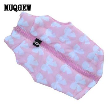 DCCKU7Q 2017 pet dog clothes winter coat dogs winter waterproof outfit pet clothes warm pug clothing dog cachorro roupa
