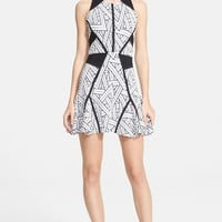 Women's Parker 'Neve' Fit & Flare Dress,