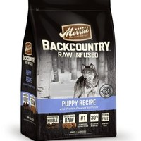 Merrick Backcountry Chicken Puppy Dry Food 4 lbs