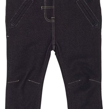 Deux Par Deux Must Have Black  Anthracite Jeggings (sz 6M-12)