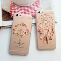 Dreamcatcher mobile phone case for iphone 6 6s 6plus 6s plus + Nice gift box!