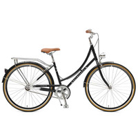 Venus-1 Step-Thru Single-Speed City Bike