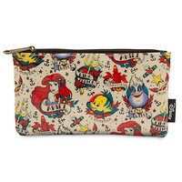 The Little Mermaid Pouch by Loungefly