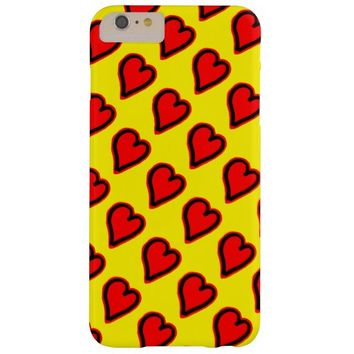 Hearts iPhone 6/6s Plus Case Barely There iPhone 6 Plus Case