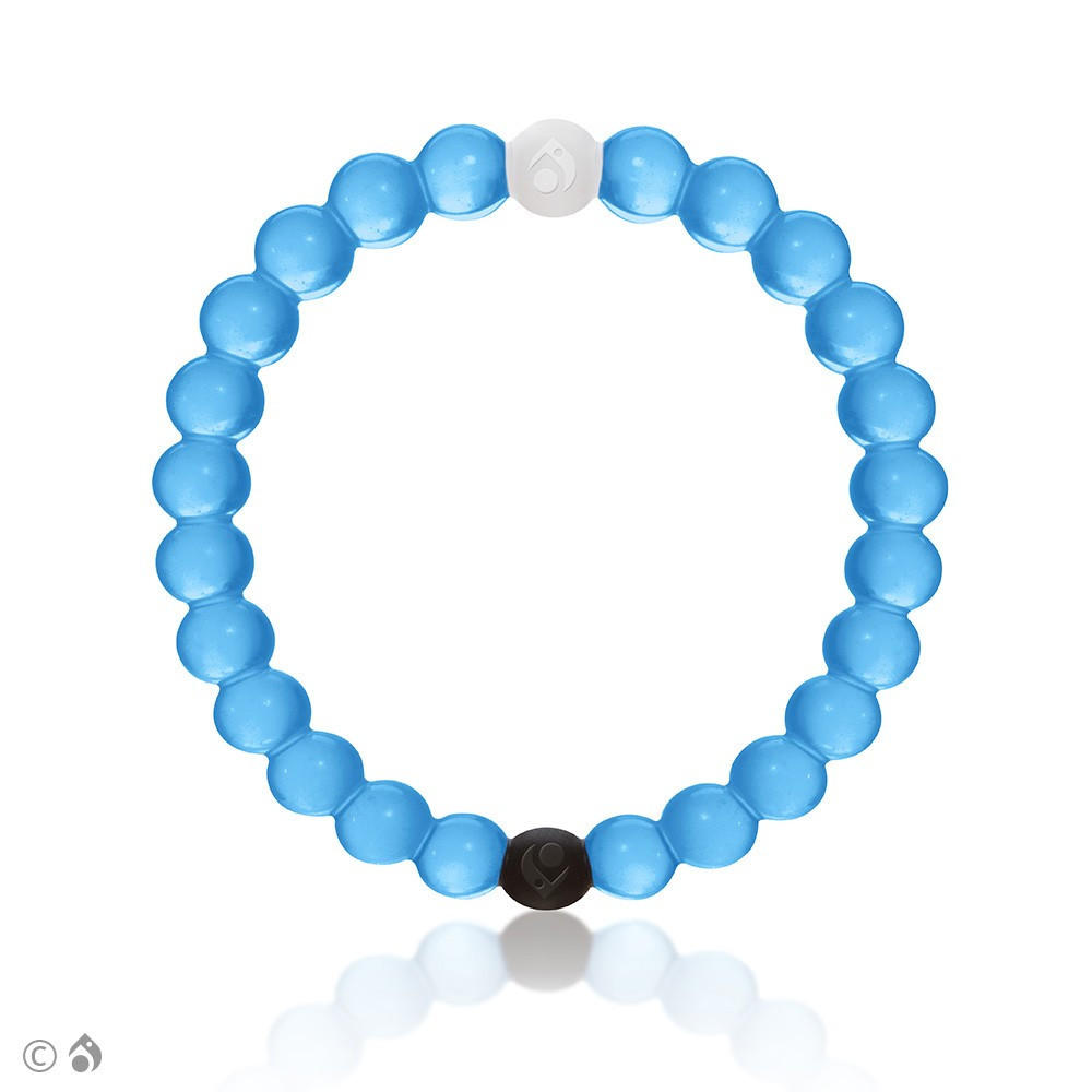 lokia bracelet blue lokai limited edition water bracelet from mixology 397