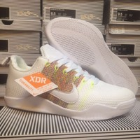 Nike Kobe XI Elite Low BHM Limited White