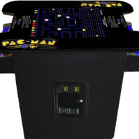 Commercial Pacman Arcade Table -Black