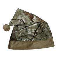 Realtree AP Santa Hat