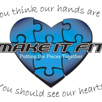 Make It Fit Foundation Donation