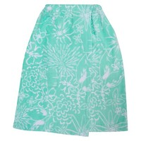 Xhilaration™ Floral Body Wrap - Mint