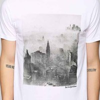 Altru New York Tee- White