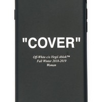 Off-White Quotes iPhone X Case | Nordstrom