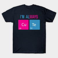 I'm Always Cute, Chemistry Line by jevlavigne
