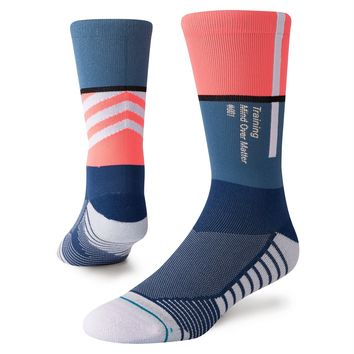 STANCE MOTTO CREW SOCKS