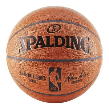 NBA Game Ball Series Official Size Basketball