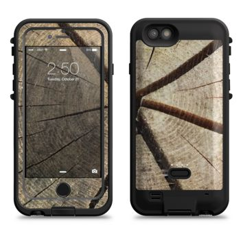 The Cracked Wooden Stump  iPhone 6/6s Plus LifeProof Fre POWER Case Skin Kit