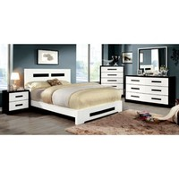 Hokku Designs Verzaci Platform Customizable Bedroom Set - Walmart.com