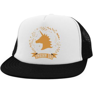 Unicorn DAD DT624 District Trucker Hat with Snapback