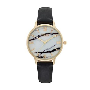 Vivani Women's Faux Marble Watch