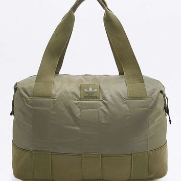 adidas Khaki Holdall Bag - Urban Outfitters