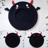 Little Devil Beret Hat SP153792