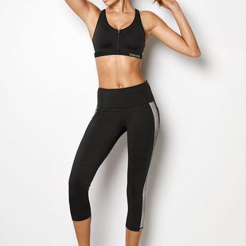 Knockout by Victoria Sport Pocket Capri - Victoria Sport - Victoria's Secret