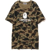1ST CAMO BIG TEE LADIES