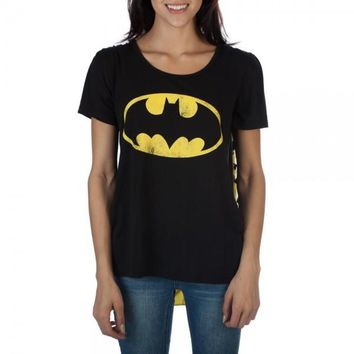 Batgirl Interchangeable Cape Shirt