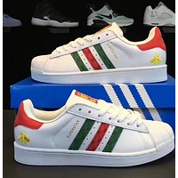x1love  adidas  Gucci  3M reflective shoes