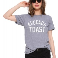 Private Party Avocado Toast Tee Shirt