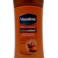 Total Moisture cocoa Radiant Rich Feeling Lotion Body Lotion Vaseline