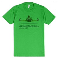 Buddy The Elf-Unisex Grass T-Shirt