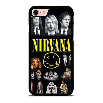 NIRVANA iPhone 8 Case Cover