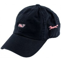 Whale Logo Baseball Hat in Navy by Vineyard Vines, Also Featuring Longshanks the Fox