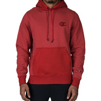 Champion Champion Super Fleece 2.0 Hoodie (Red) - S4962P549 | Jimmy Jazz