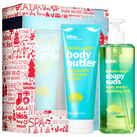 Sephora: Bliss : 'zest' wishes : bath-gift-sets