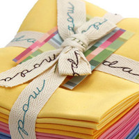 Bella Solids Fat Quarter Bundle by Moda Fabrics, 30s Colors