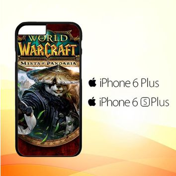 World of Warcraft Guardian Druid Mists of Pandaria Z0652 iPhone 6 Plus|6S Plus Case
