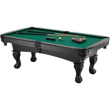 Fat Cat Kansas 7-foot Billiards Table with Ball and Claw Legs / Model 64-0147 | Overstock.com Shopping - The Best Deals on Billiard & Pool Tables