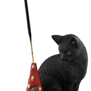 Magical Cat & Mouse Incense Holder