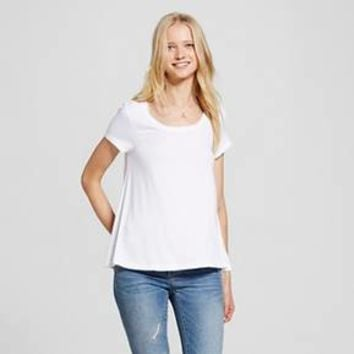 Women's Swing Tee - Mossimo Supply Co™ (Juniors')