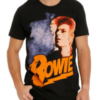 David Bowie Orange Hair T-Shirt