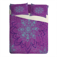 RosebudStudio Purple Dream Sheet Set Lightweight