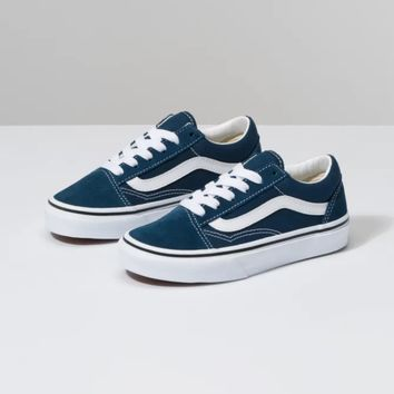 Vans Y Old Skool-Gibral Tarsea
